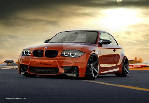 Bmw 1m Render By Jadesigns75 On Deviantart