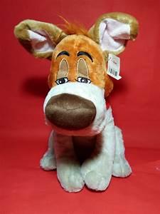 Disney Store Exclusive DODGER Soft Plush Animal Toy Dog ...