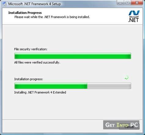 net framework telecharger