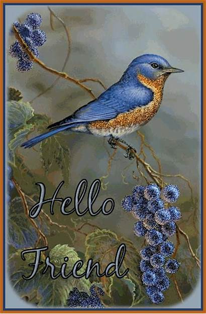 Hello Friend Morning Animated Quotes Photobucket Comment