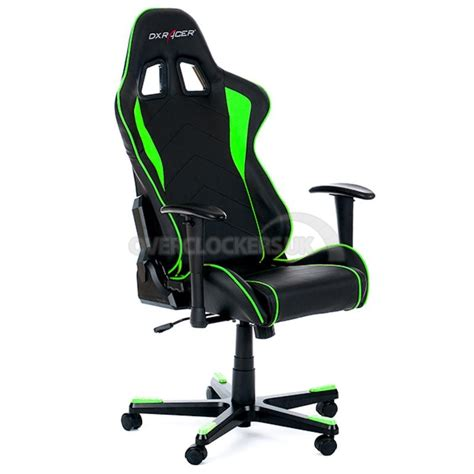 dxracer gaming chairs uk dxracer formula series gaming chair green oh fe08 ne ocuk