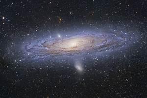 Andromeda Galaxy NASA (page 3) - Pics about space