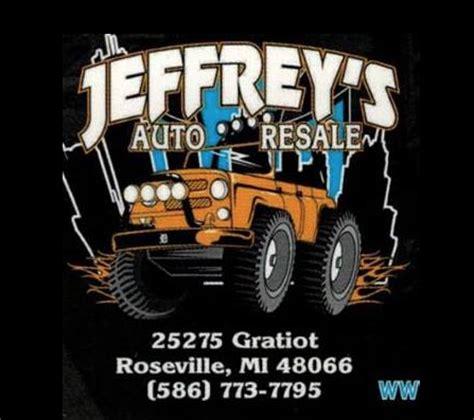 jeffreys auto resale roseville mi read consumer