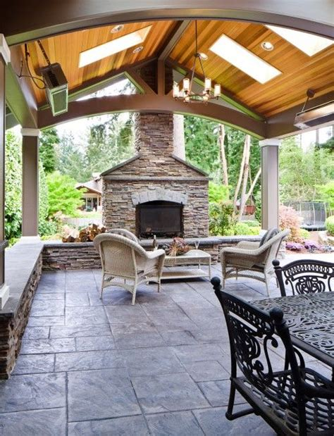 Best Patio Designs by 25 Best Ideas About Patio Roof On Carport
