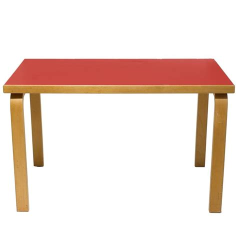 alvar aalto play table and chair 65 at 1stdibs