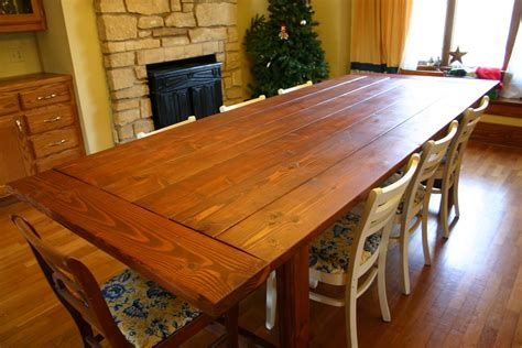 woodwork building plans dining room table  plans