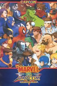 marvel, vs, , capcom, , clash, of, super, heroes, details