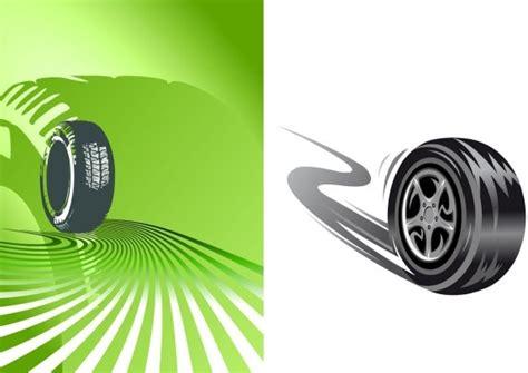 Tire Vector Free Vector In Adobe Illustrator Ai ( .ai