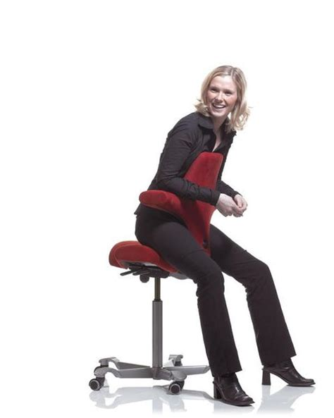 hag capisco saddle chair