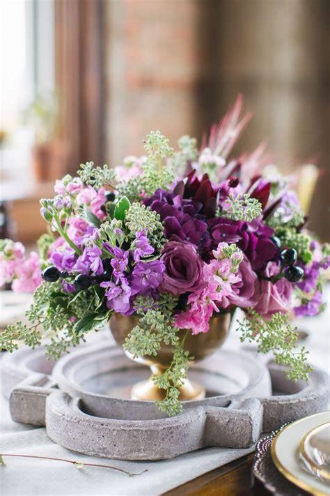 Best 10 Purple Centerpiece Ideas On Pinterest Unique