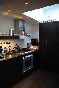 Cuisine Avec Parquet : d co cuisine avec parquet exemples d 39 am nagements ~ Melissatoandfro.com Idées de Décoration