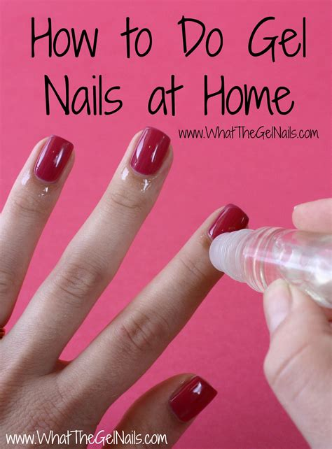 Gel Nail Without Light by How Do You Gel Nail Without Uv Light