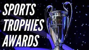 Important Sports & Trophies - Static GK - Important trophy ...