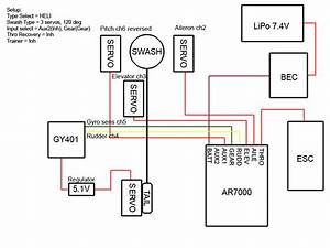 Skyteam T Rex Wiring Diagram