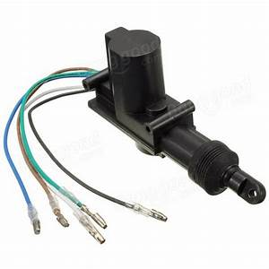 Universal Car Locking System Single Gun Type Central Door Lock Actuator 5 Wires Sale