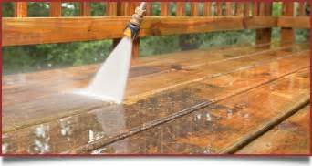 Deck Cleaning Services by Power Washing Grinkevich Lawn Amp Landscape