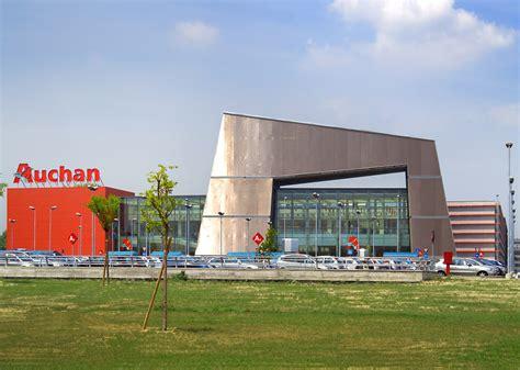 Sede Auchan Italia Centro Commerciale Auchan Cesano Boscone Mi Isa Spa