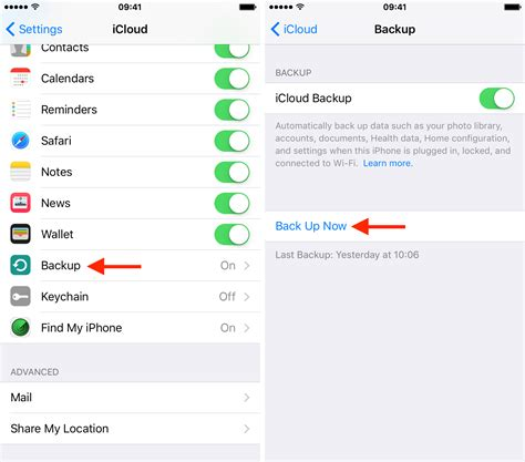 how to backup phone to icloud how to setup a new iphone from an icloud backup