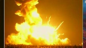 Unmanned NASA-contracted rocket explodes - CNN.com