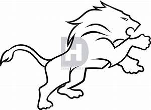 How To Draw A Lion Step By Step Very Easy Youtube