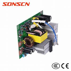 Welding Machine Spare Parts Small Single Board Zx7