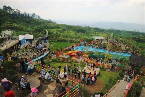 tempat wisata  jonggol bogor  hits