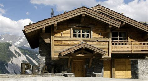 catered ski chalets in luxury ski chalet rental near the slopes of courchevel 1850