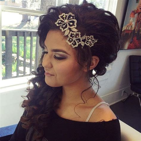 modern quinceanera hairstyle ideas  slay quinceanera