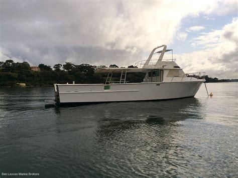 Boats For Sale Fremantle Western Australia randell cray boat power boats boats for sale
