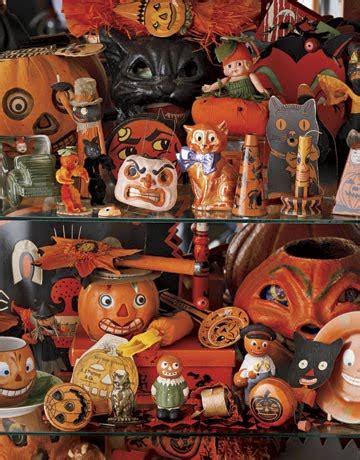 Vintage Halloween Décor  Halloween Decorations Ideas