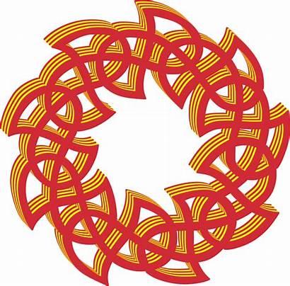Openclipart Celtic Knot Colour