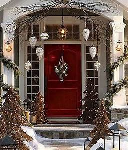 20, Most, Inviting, Christmas, Front, Door, Decorations