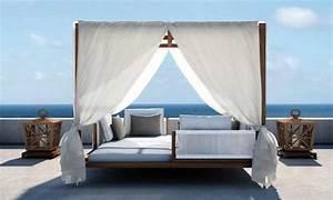 Lit D Extérieur : 21 lits d 39 ext rieur design pour l 39 t ~ Teatrodelosmanantiales.com Idées de Décoration