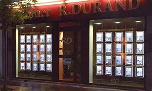 panneau vitrine agence immobiliere 28 images styl pub With carrelage adhesif salle de bain avec affichage led publicitaire