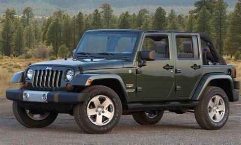 jeep wrangler iii jk pictures information