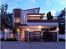 Modern House Design Series MHD2014012 Pinoy ePlans