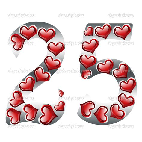 silver anniversary clipart clipart suggest