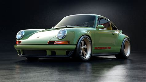 Singer and Williams have restored this gorgeous Porsche ...