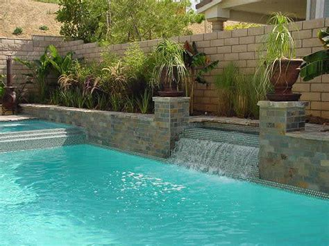 best swimming pool features 50 best water features images on pinterest swimming pools water features and waterfalls