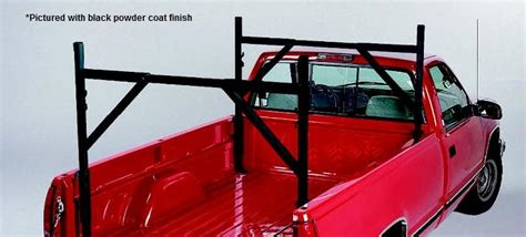 removable truck rack width removable ladder rack white for all up