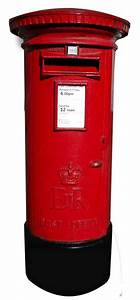 Red Post Box   Standee