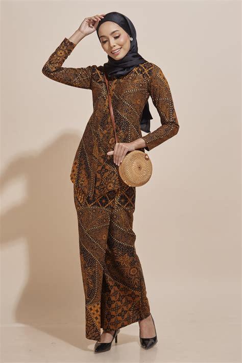 kara kebaya batik code kr48 habra fashion gallery