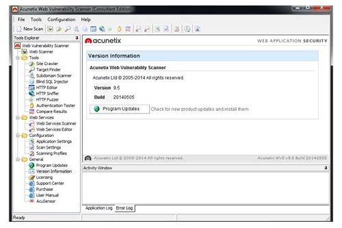 acunetix web vulnerability scanner full version free download