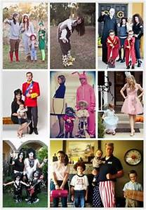 Halloween Costume Ideas for Families or groups