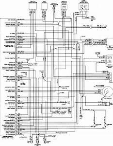 Dodge W100 1988 Engine Control Wiring Diagram