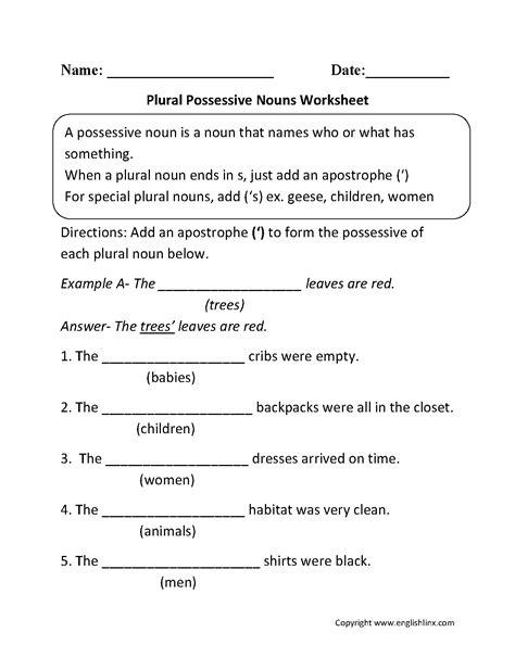 16 best images of pronouns worksheets 5th grade pronoun