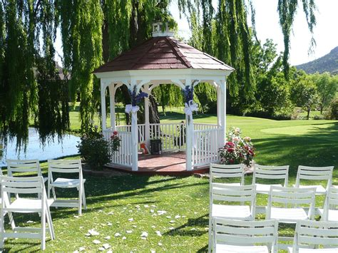 gazebo wedding decorations decoration