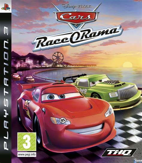 Trucos Cars Race O Rama Ps3 Claves Guas
