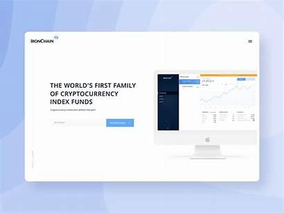 Ui Web Ux Website Landing Company Layout