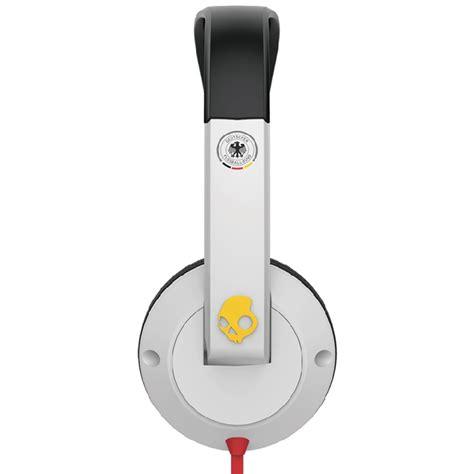 skullcandy uprock  ear germany football headphones
